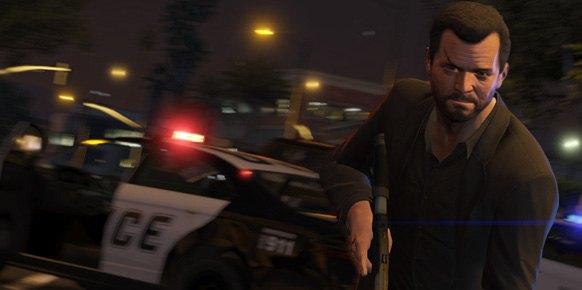 Grand Theft Auto V an�lisis