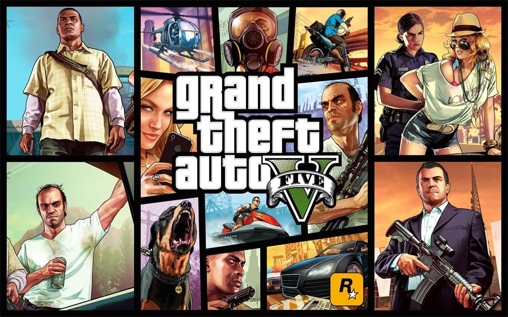 Grand Theft Auto V recibe el premio al Mejor Juego del Año en los VGX
