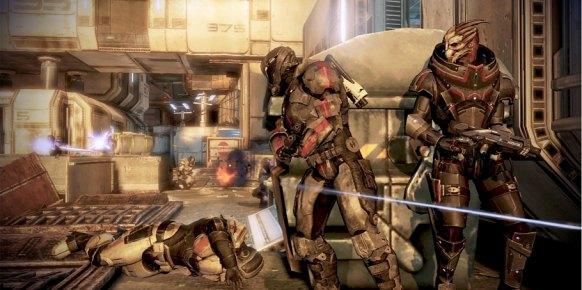 Mass Effect 3: Multijugador