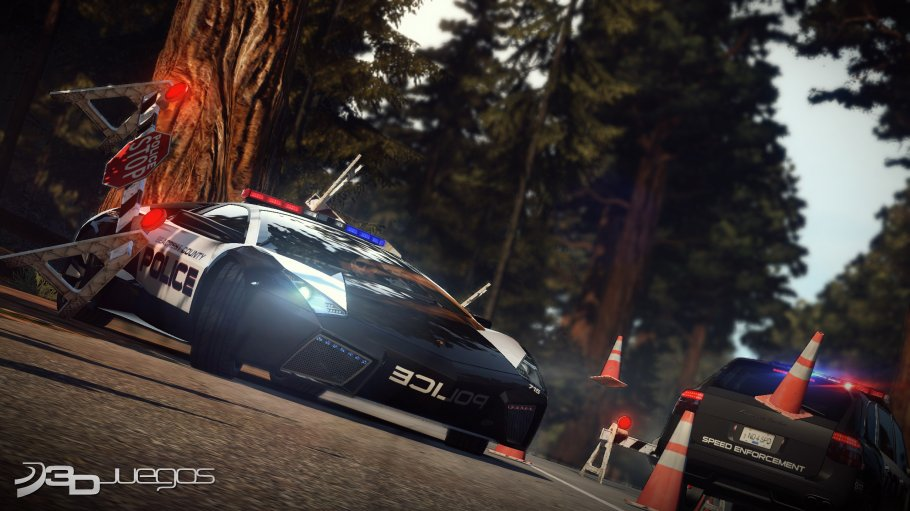 Need for Speed Hot Pursuit - Impresiones E3 2010