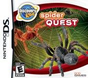 Carátula de Discovery Kids: Spider Quest - DS