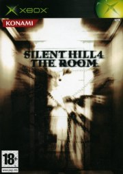 Carátula de Silent Hill 4: The Room - XBOX