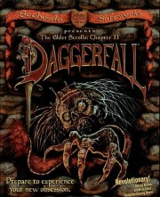 The Elder Scrolls II: Daggerfall PC
