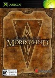Carátula de The Elder Scrolls III: Morrowind - XBOX