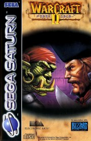 Carátula de Warcraft II: The Dark Saga - Saturn