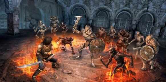 Prince of Persia Arenas Olvidadas PS3