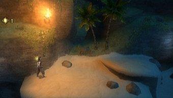Video Prince of Persia: Arenas Olvidadas, Gameplay: Siguiendo la Luz