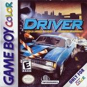 Carátula de Driver - GBC