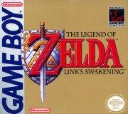 Carátula de Zelda : Link's Awakening - GB