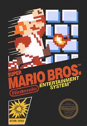 Carátula de Super Mario Bros. - Wii