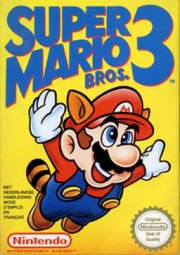Super Mario Bros 3 NES