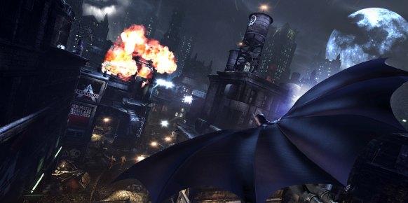 Batman Arkham City: Batman Arkham City: Primer contacto