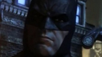 Video Batman: Arkham City, GPU PhysX