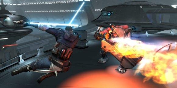 Star Wars El Poder de la Fuerza 2 PS3