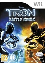Tron Evolution – Battle Grids Wii