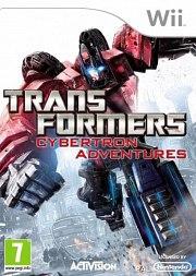 Carátula de Transformers: Cybertron - Wii