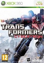 Carátula de Transformers: Cybertron - Xbox 360