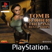 Carátula de Tomb Raider 4 - PS1