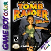 Carátula de Tomb Raider: Curse of the Sword - GBC