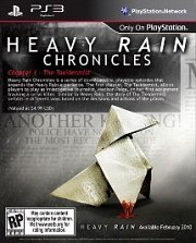 Heavy Rain: El Taxidermista