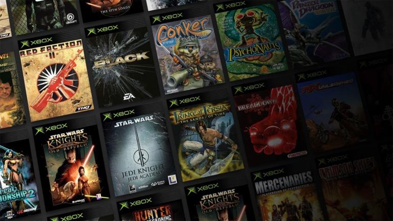 La primera Xbox no estuvo exenta de grandes lanzamientos.