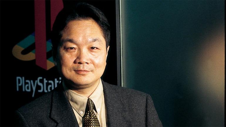 Ken Kutaragi, el padre de la marca PlayStation.