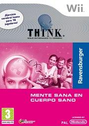 Carátula de Mente Sana en Cuerpo Sano - Wii