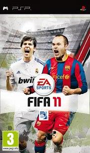 FIFA 11 PSP