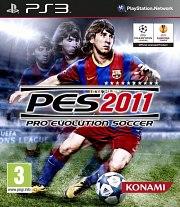 Carátula de PES 2011 - PS3