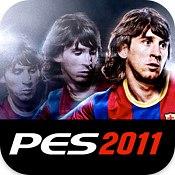 Carátula de PES 2011 - iOS