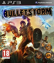 Carátula de Bulletstorm - PS3