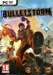 Car�tula oficial de Bulletstorm PC