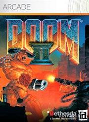 Carátula de Doom 2 - Xbox 360