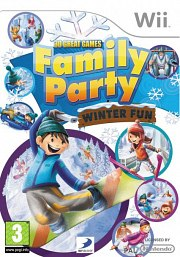 Family Party: 30 Games Winter