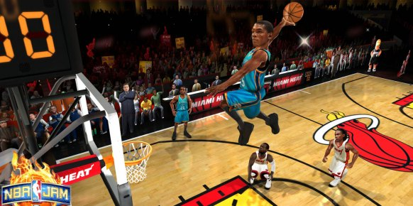 EA Sports NBA Jam an�lisis