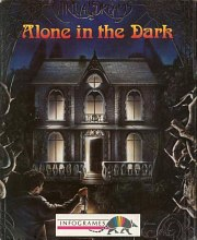 Carátula de Alone in the Dark - PC