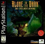 Carátula de Alone in the Dark 2 - PS1