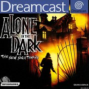 Carátula de Alone in the Dark - DC
