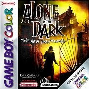 Carátula de Alone in the Dark - GBC