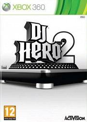 Carátula de DJ Hero 2 - Xbox 360