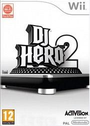Carátula de DJ Hero 2 - Wii