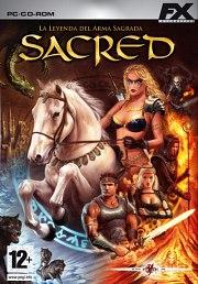 Carátula de Sacred - PC