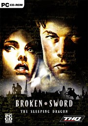 Carátula de Broken Sword III: El sueño del dragón - PC