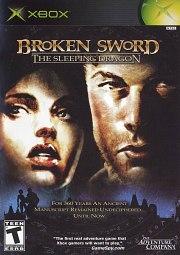 Carátula de Broken Sword III: El sueño del dragón - XBOX