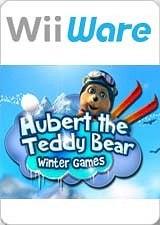 Carátula de Hubert the Teddy Bear - Wii