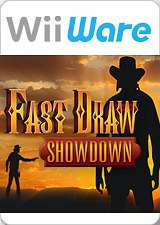 Carátula de Fast Draw Showdown - Wii