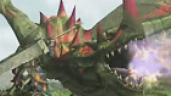Video Monster Hunter Frontier G, Monster Hunter Frontier G: Trailer oficial (Japón)