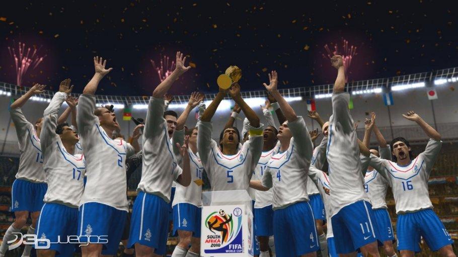 2010 FIFA World Cup - An�lisis