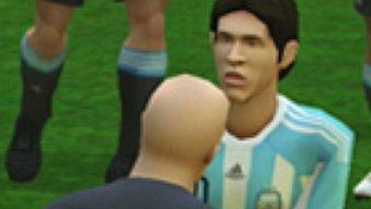 Video 2010 FIFA World Cup, Gameplay 2: Gooool... de wiimote