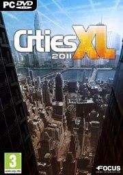 Carátula de Cities XL 2011 - PC